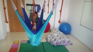 La Asociación Handicaps estrena un aula de integración sensorial en el Centro Municipal 3 de Abril