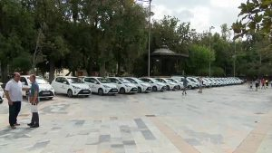 Orihuela renueva la tercera parte de su parque móvil con la compra de 29 nuevos vehículos