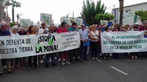 Consellería reactiva el proyecto de la mina de yeso en San Miguel según el colectivo de vecinos
