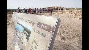 La investigación arqueológica de Guardamar en la «élite» de España