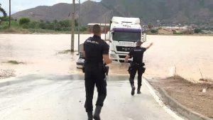 Actuaciones para poder abrir al tráfico la CV-930 de Orihuela