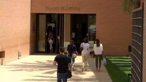 Los juzgados de Orihuela siguen hoy cerrados a excepción del servicio de guardia