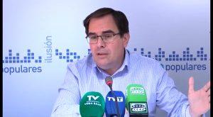 El diputado Joaquin Albaladejo defiende los PGE 2018 y sus inversiones en la Vega Baja