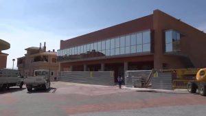 El próximo martes se recepcionarán las obras del Centro Cívico de La Aparecida