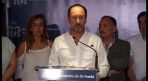 Bascuñana reestructura las competencias del equipo de gobierno por segunda vez en este mandato