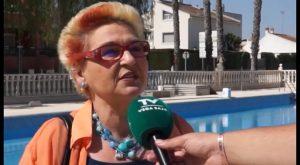 La piscina de Jacarilla mejora su accesibilidad para este verano
