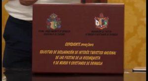 Las fiestas de Moros y Cristianos de Orihuela declaradas de Interés Turístico Nacional