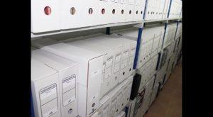 Culminan las labores de digitalización del archivo municipal de Rafal