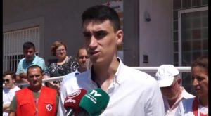 El Alcalde de Callosa participa en los actos del Día del Refugiado organizados por la Asamblea local