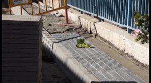 Las obras de reurbanización en Arneva estarán listas antes de que acabe el año