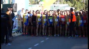 Cerca de 200 corredores participaron en la undécima edición de Orimuela