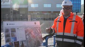 Las obras del Polígono Industrial Puente Alto estarán terminadas antes de finalizar el año