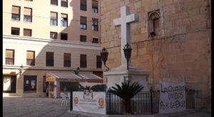 La Cruz de los Caídos de Callosa podría ser retirada antes de Navidad tras una sentencia definitiva