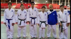 El Judo Club Nozomi de Torrevieja fraguó un exitosa participación en los Juegos Deportivos