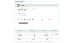 Un boleto de la Bonoloto sellado en Torrevieja reparte casi 90.000 euros