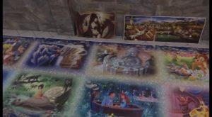 Una vecina de Heredades realiza uno de los puzles más grandes del mundo