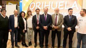 Intensa actividad de Orihuela en FITUR 2019