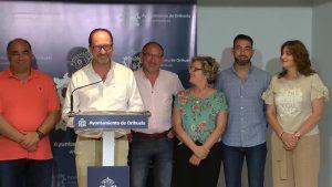 El alcalde de Orihuela delega las competencias dando entrada a Ciudadanos