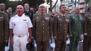 Emotiva despedida en Bigastro al único General Músico Francisco Grau Vegara