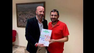 El Grupo Social ONCE ofrece su colaboración a los ciudadanos de San Isidro