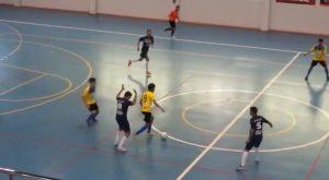 Balonmano y fútbol sala