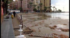 El Plan litoral del Ministerio contempla reparaciones en Torrevieja y Orihuela