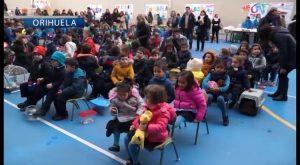 El colegio Jesús María de San Isidro celebra la festividad de San Antón
