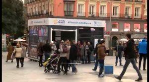 La Costa Blanca se promociona en Callao, el corazón de Madrid