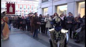 Madrid se rinde a los encantos de las Fiestas alicantinas, con especial vistosidad de la Vega Baja