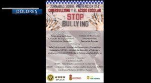 Jornadas sobre prevención del Ciberbullying y el acoso escolar en Dolores