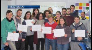 Finaliza el curso del Programa Integral de Cualificación y Empleo Impartido en Pilar de la Horadada