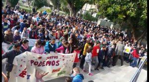 Callosa celebra el día de La Paz