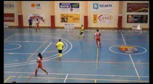 Futbol sala: victoria de Callosa y derrota del Pilar de la Horadada y Albatera