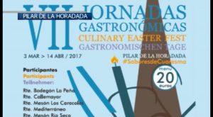 Los restaurantes de Pilar de la Horadada participan en las VII jornadas de cocina de cuaresma