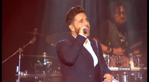 """David Bustamante hace parada en Orihuela para presentar su gira """"Amor de los dos"""""""