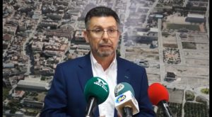 El alcalde de Rafal estudia interponer una querella contra la portavoz popular por presuntas injurias