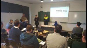 La Policía Local de Guardamar organiza una jornada de formación sobre la falsificación de bastidores