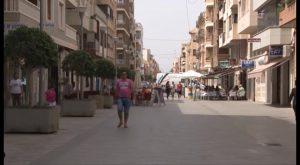 Aprobado el proyecto de remodelación del centro urbano comercial de Almoradi