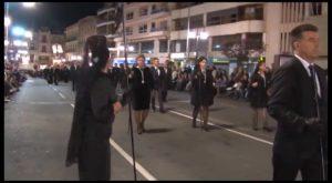El PSOE propone que la procesión del Santo Entierro sea patrimonio cultural inmaterial