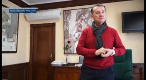 Antonio Bernabé vuelve a defenderse por la denuncia penal de la supuesta compra de votos