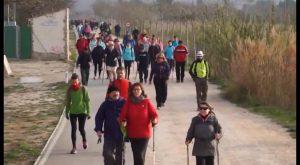 Éxito de participación en la primera etapa del Camino de Levante