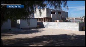 El edificio central del CP Miguel Hernández de Rojales entrará en funcionamiento el próximo curso