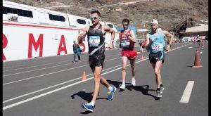 El torrevejense Corchete, subcampeón de España en 50Km marcha