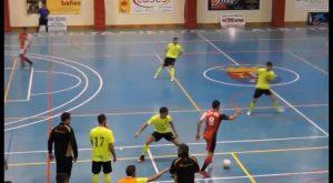 Horadada empata a cinco goles, Callosa vence a la Vila