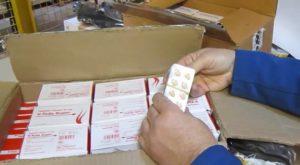 La Guardia Civil interviene en el Aeropuerto de Alicante envíos de medicamentos falsificados