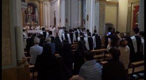 El Seminario de Orihuela celebra el 275 aniversario de su fundación