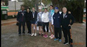 El equipo absoluto femenino de Torrevieja campeona autonómica