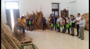 El máster de Agroturismo de la UMH analiza el Museo del Cáñamo de Callosa