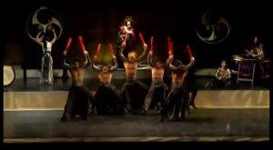 Los tambores japoneses resuenan en Torrevieja de la mano del grupo artístico TAO