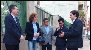 La Diputación ejecuta la renovación de la red de agua potable en diversas calles de Bigastro